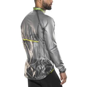 Etxeondo Busti Rain Jacket Men Black/Fluor